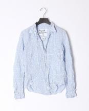 lt blue●shirts(布帛)/レザー○2710700280