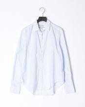 lt blue●shirts(布帛)/レザー○2710700340