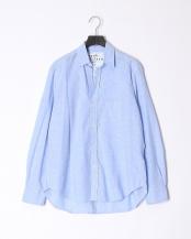 blue●shirts(布帛)/レザー○2710700341