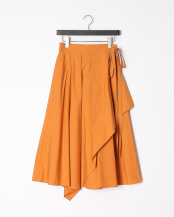 ORANGE●FLARE WRAP SKIRT○GV1921006
