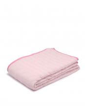 ピンク●抗菌防臭加工なか綿入り敷パット○NR420-100