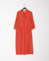 レッド●ROBE CATHERINE LONG○4432WM66