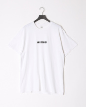 White●【ARCHIVES】HOLOGRAPHIC LOGO S/S TEE○186078001040
