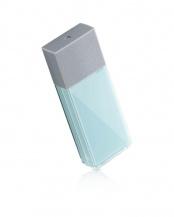 ブルー●「USBメモリ」 USB3.2(Gen1)対応/キャップ式/16GB○MF-MAU3016GBU