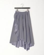 BLS●Ruffled Skirt -Knit○33181817