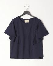 NVY●Ruffle Sleeve -Knit○33182505
