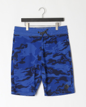 BLUE CAMOUFLAGE●KAMP SHORT ACT○370150_182691