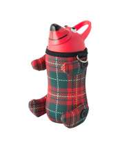 RED●Animal bottle(Check)○5155CH7A