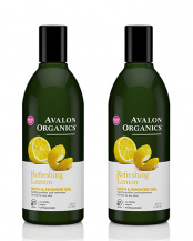 ボディウォッシュ レモン 2本セット○AV35185×2