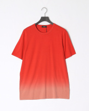 482● CHROMA JERSEY ESSENTIAL T グラデーション クルーネック 半袖Tシャツ○02-9201001