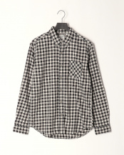 Micro Chip●LS Bck river flannel ging○TB0A1NMSM291