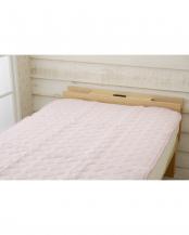 ピンク●東京西川の接触冷感寝具 クールパッドシーツ○PM07001551