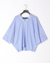 Lブルー● B:シャツスト(S) LONG-SLEEVE SHIRT○MB93FJ143