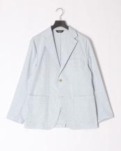ブルー系●ジャケット○J1E08124