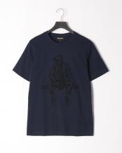 ブルー系●Tシャツ○J1P23170