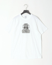 ホワイト●FACE/DJ HARVEY TEE○ZPM09550