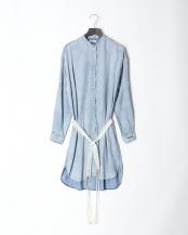 MEDIUM BLUE●4 OZ TENCEL DENIM Dresses○W9531B.000.54C 412
