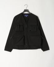 BLK●ミリタリージャケット○WH04-17Y004