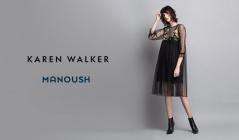 KAREN WALKER/MANOUSHのセールをチェック