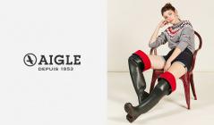 AIGLE(エーグル)のセールをチェック