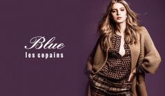 BLUE LES COPAINSのセールをチェック
