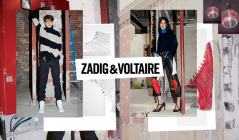 ZADIG & VOLTAIRE FEMME(ザディグ エ ヴォルテール)のセールをチェック
