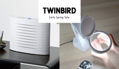 TWINBIRD-Early Spring Sale-(ツインバード)のセールをチェック