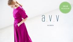 a.v.v Women_2018_SPRING(アーヴェヴェ)のセールをチェック