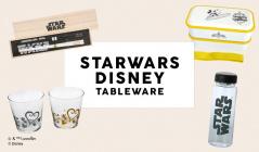 STARWARS/DISNEY TABLEWAREのセールをチェック