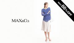 MAX & CO.APPAREL-1(マックスアンドコー)のセールをチェック