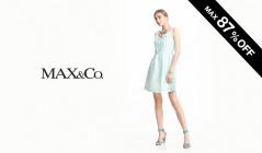 MAX & CO.APPAREL-2(マックスアンドコー)のセールをチェック