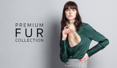 PREMIUM FUR COLLECTION_OFF SEASON ITEMのセールをチェック