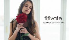 TITIVATE-SUMMER COLLECTION-(ティティベイト)のセールをチェック