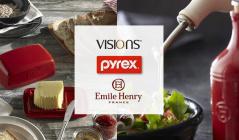 VISIONS / PYREX / EMILE HENRY(ビジョン)のセールをチェック