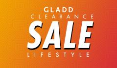 GLADD CLEARANCE LIFESTYLEのセールをチェック