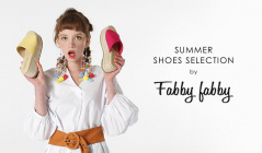 SUMMER SHOES SELECTION BY FABBY FABBY(ファビーファビー)のセールをチェック