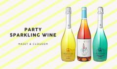 PARTY SPARKLING WINE MAVAM & VIVIUS and moreのセールをチェック
