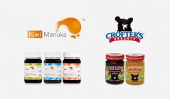 高品質マヌカハニー -Kiwi MANUKA HONEY-/オーガニックジャム -CROFTER'S-のセールをチェック