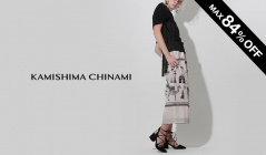 KAMISHIMA CHINAMI(カミシマチナミ)のセールをチェック