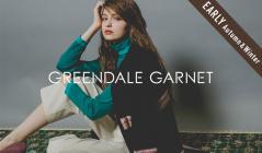 GREENDALE GARNET_EARLY AUTUMN & WINTERのセールをチェック