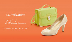 LAUTREAMONT/DROITE LAUTREAMONT -SHOES&ACCESSORY-(ロートレアモン)のセールをチェック