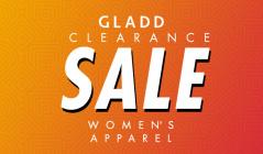 GLADD CLEARANCE WOMEN'S APPARELのセールをチェック