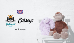 JELLYCAT and more(ジェリーキャット)のセールをチェック