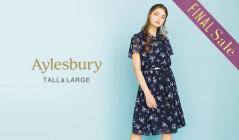 AYLESBURY TALL&LARGE_FINAL SALE_APPAREL(アリスバーリー)のセールをチェック