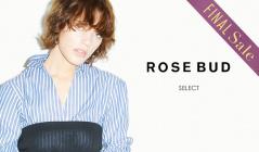 ROSE BUD -SELECT-_FINAL SALE_APPAREL(ローズ バッド)のセールをチェック