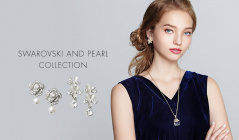 SWAROVSKI AND PEARL COLLECTIONのセールをチェック