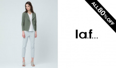 LA.F... -ALL 80%OFF-(ラ・エフ)のセールをチェック
