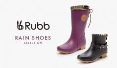 RAIN SHOES SELECTION -RUBB-(レインシューズ他)のセールをチェック