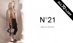 N°21 BAG & SHOES(ヌメロ ヴェントゥーノ キッズ)のセールをチェック