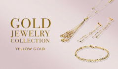 GOLD JEWELRY COLLECTION -YELLOW GOLD-のセールをチェック